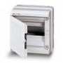 ABB EUROPA IP65 бокс 8М с непрозрачной дверью серый 12728