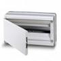 ABB EUROPA IP65 бокс 18М с непрозрачной дверью серый 12733