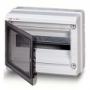 ABB EUROPA IP65 бокс 12М с прозрачной дверью серый 12752