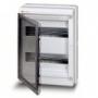 ABB EUROPA IP65 бокс 24М с прозрачной дверью серый 12754