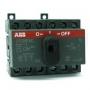 ABB Реверсивный рубильник (без ручки управления) 16A, OT16F3C