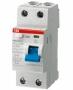 УЗО ABB Выкл. диф. тока 2мод. F202 AC-25/0,3