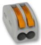 Клемма WAGO 222-412 без пасты (50 шт в упак.)