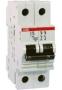 ABB Автоматич. выкл-ль 2-пол. C SH202L C6 4,5кА