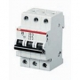ABB Выключатель автоматический 3-пол. 25А С S203 6кА