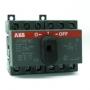 ABB Реверсивный рубильник (без ручки управления) 25A, OT25F3C