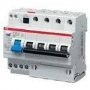 Дифавтомат  DS204  6 мод. AC-C20/0.03, ABB