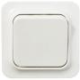 Выключатель ELJO Trend  1кл.  (в сборе) белый (Schneider Electri