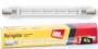 Лампа галогенная линейная Navigator 500W 220B R7S 117мм